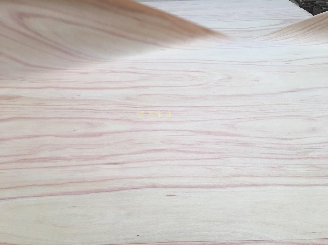 山桂花旋切单板